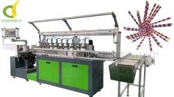2021 el consumo de papel totalmente automática máquina de hacer la paja