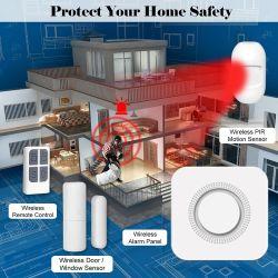 2020새로운 무선 와이파이 홈 보안 시스템 침입자 하우스 베스트 도난 경보 시스템