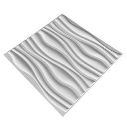 L'art Panneau mural 3D de tuiles Décoration de brique Wallboard panneau de revêtement de toiture en PVC et de télévision des murs de fond