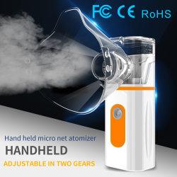 Ultra-sons nebulizadores Omron Nebulizador Compressor de Ar de fábrica máquina nebulizador de fábrica Mini Kit de Dispositivo Portátil de Fábrica do nebulizador nebulizador de malha de marcação FDA