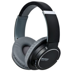 Il BT V5.0 sopra disturbo dell'orecchio che annulla la cuffia avricolare stereo della cuffia di Bluetooth con il Mic e musica di sostegno per il Android ed il telefono mobile di iPhone