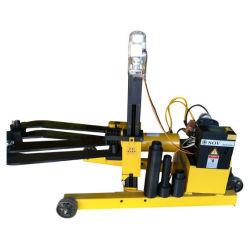 Extractor hidráulico con gran capacidad de 50 Ton.