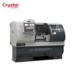 China Goedkope en economische CNC Lathe machine (CK6140A) 5% korting Korting