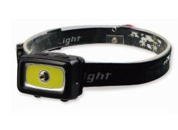 مصباح رأس LED 4 في 1 ملون مع ضوء وامض