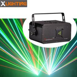 5 Вт Анимационные RGB RGB в полной мере диод лазера RGB