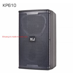 Spreker Kp610 van de Duim KTV/Multimedia van het Systeem van de hoogste Kwaliteit de Professionele Correcte Binnen 10