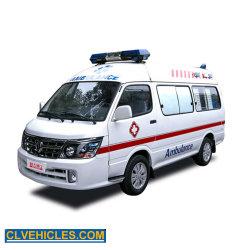 De Auto van de Ziekenwagen van Emgerency van de Redding van de Doorgang van Haise van Jinbei 4X2 voor Economische Prijs