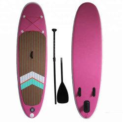 Aangepast ontwerp met reparatiekit ISUP paddle Board Sup Children Opblaasbare sup surfpaddle Board stand up paddle Board ISUP Folieboar