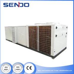 T3 op maat gemaakte industriële/commerciële Dx Free Cooling Rooftop Packaged Unit HVAC Systeem airconditioning met speciale anticorrosie voor de zone aan de zeezijde en Economiser