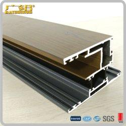 ملف تعريف الطرد من الألومنيوم للنوافذ والأبواب مصنع الصين جيد السعر