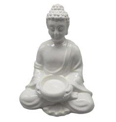 동남 아시아 장식적인 인도 사기그릇 세라믹 Buddha 숫자