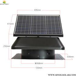 14дюйма 20W Solar-Powered чердак Вентиляция крыши PV регулируемые (SN2013003)