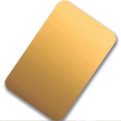 PVD 컬러 코팅 로즈 골든 블루 브론즈 1219X2438mm 0.65mm 벽 패널 8K 미러 폴란드어 벽면 캐비닛 재료 장식판 201 스테인리스 스틸 플레이트