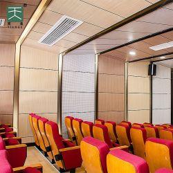 Tiange Paneles de pared de insonorización acústica de madera Panel para sala de reuniones