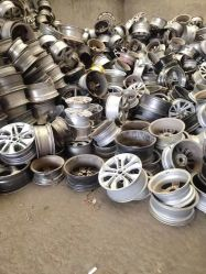 Het Schroot van de Hub van het Wiel van het aluminium met een Hoogstaande en Lage Prijs van de Zuiverheid van 99.7%,