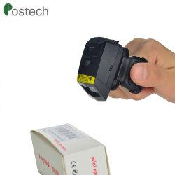 2019 1d Bluetooth Laser-Barcode-Scanner-Arbeit mit iPhone iPad für Einzelverkauf und Lager Fs01