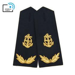 Epaulette militaire et d'un insigne officiel Accessoires uniforme de l'armée