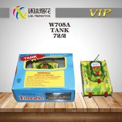 W705A-d'Enfants de Noël de plein air du réservoir de prix bon marché Safe 1.4G Fireworks