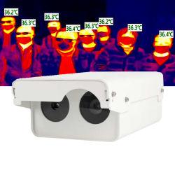 De thermische Thermische Imager van de Camera Camera Dm60-Ws1 van de Thermometer van de Temperatuur plus Thermische Imager van de Onderzoeken van de Temperatuur van het Menselijke Lichaam Menselijke Thermische Camera