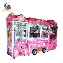 De Machine van de Kraan van de Klauw van het Stuk speelgoed van de Arcade van de Klauw van de Gift van de Machine van het Spel van jonge geitjes