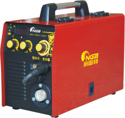 Миг миг сварочного аппарата160 используйте 5кг твердых и Flux-Cored провод
