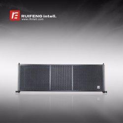 """Haut-parleur audio haute puissance de plein air double 10"""" Professional Line Array"""
