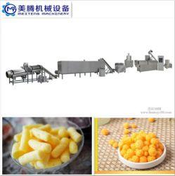 Multifonction de l'extrudeuse alimentaire de riz soufflé maïs extrusion soufflage Snack de bouffée de machine de la machine