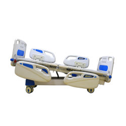 Дешевые цены ICU 3 функции электрического больничной койки электронная медицинская кровать для пациента