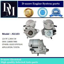 Nippon Denso 128000-7680 Toyota Hiace стартера 2,4 л