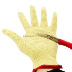La sécurité du travail de protection anti Wearresisting Coupe de la protection des gants Kevlar