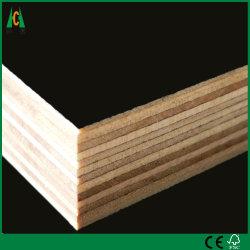 La película se enfrentan con contrachapado de abedul de pino Álamo Core para materiales de construcción