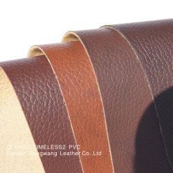 Leder des Polsterung-Gewebe-PU/PVC für Möbel