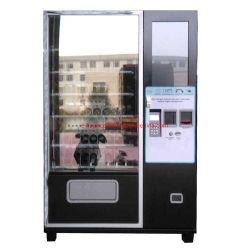 """OEM及びODM 55の""""大きいタッチ画面が付いているフルオートの氷コーヒー自動販売機"""