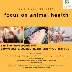 Additief van het Voer van het Gebruik van het Diacetaat van het Natrium van het voer het Bijkomende