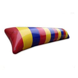 Catapulte Blob Launch Pad oreiller gonflable airbag de saut d'eau