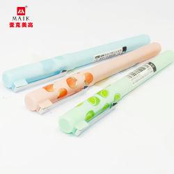事務用品のヨーロッパの標準ABSゲルのペンのプラスチックゲルインクペンの安いロゴのウェブサイトの印刷の昇進の広告のギフトのペン