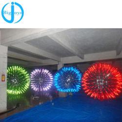 최신 판매 LED 팽창식 Zorb 공