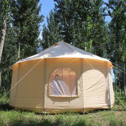 Le luxe moderne de 4 de la saison de Tenda Luxo yourte mongole pour la vente de la famille