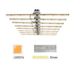 Samsung LED LM301b Bac supérieur carte PCB 240W à LED à gradation grandir la lumière de culture hydroponique à spectre complet