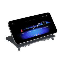 2021 Nuevo Android 10.0 8 Core coche reproductor de DVD para Mercedes Benz Clase C W204 de navegación Multimedia Video 2008-2010