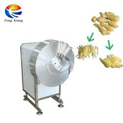 Cortador de Jengibre El jengibre de la industria de la máquina de corte para la elaboración de Jengibre purgar