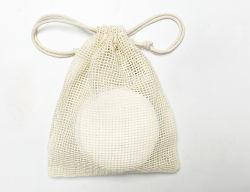 Ecoの友好的で再使用可能な構成の除去剤の布のタケ構成の取り外しのパッド