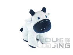 Los Juguetes de Peluche Vaca Azul de peluche suave para la venta