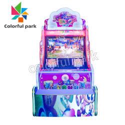 Kleurrijke het LEIDENE van de Jonge geitjes van het Park Ontspruiten van de Verlichting de Machines van het Spel van de Arcade van de Machine