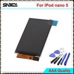 LCD van Sinbeda Vertoning voor Becijferaar van het Scherm van iPod Nano 5 Aanraking