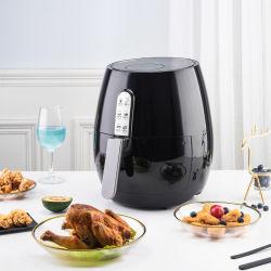 Distribución gratuita de aire caliente del horno eléctrico sartenes 2.8L libres de aceite Non-Stick Cocina