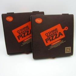 صندوق بيتزا بالجملة، صندوق بيتزا مجعد، صندوق تسليم البيتزا علب علب الكرتون التصنيع