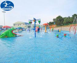 Los niños poco baldes de agua Park