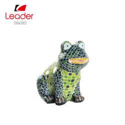 Résine Best-Seller mosaïque de jardin Ornement de figurine de grenouille