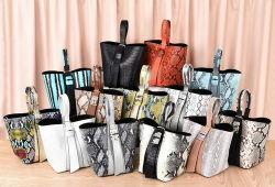 Späteste modische Form-echtes Leder-Frauen-Handtasche